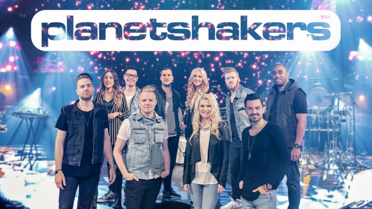 Planetshakers TV on TBN UK Freeview Channel 65 & Sky Channel 582