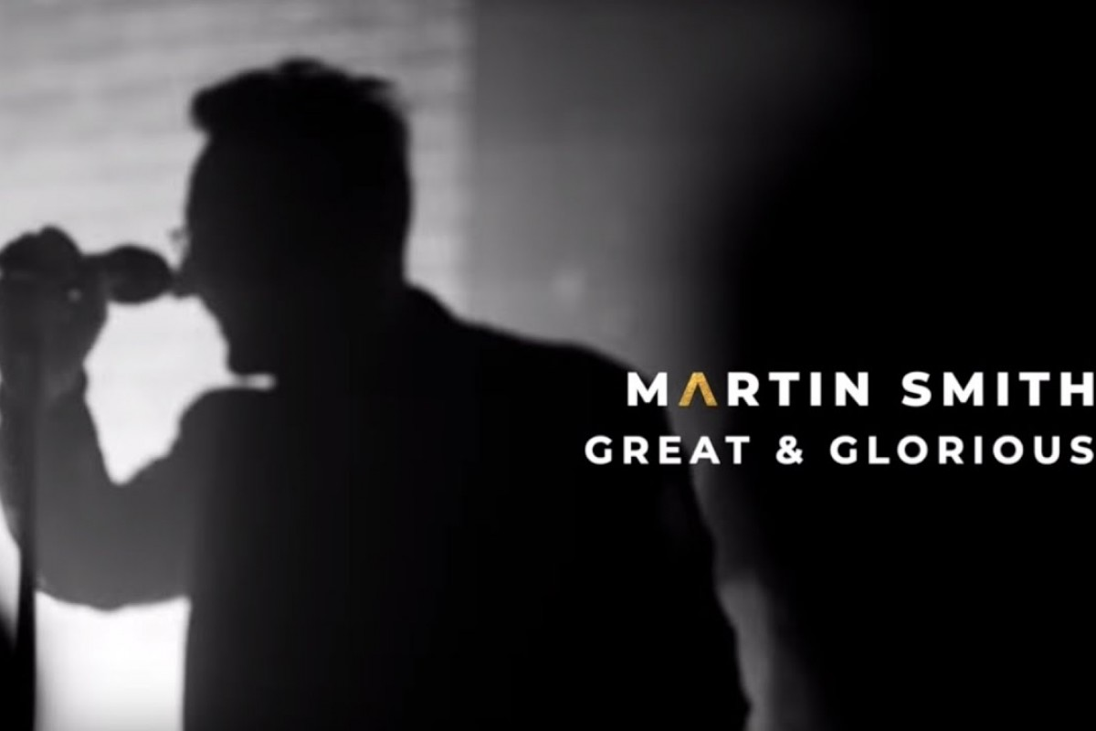 Martin Smith - Great & Glorious (Live)