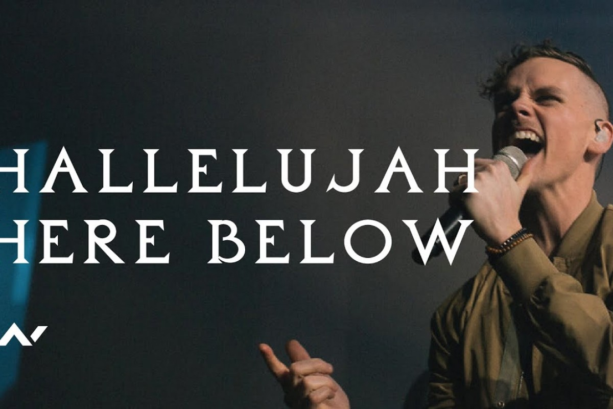 Elevation Worship - Hallelujah Here Below