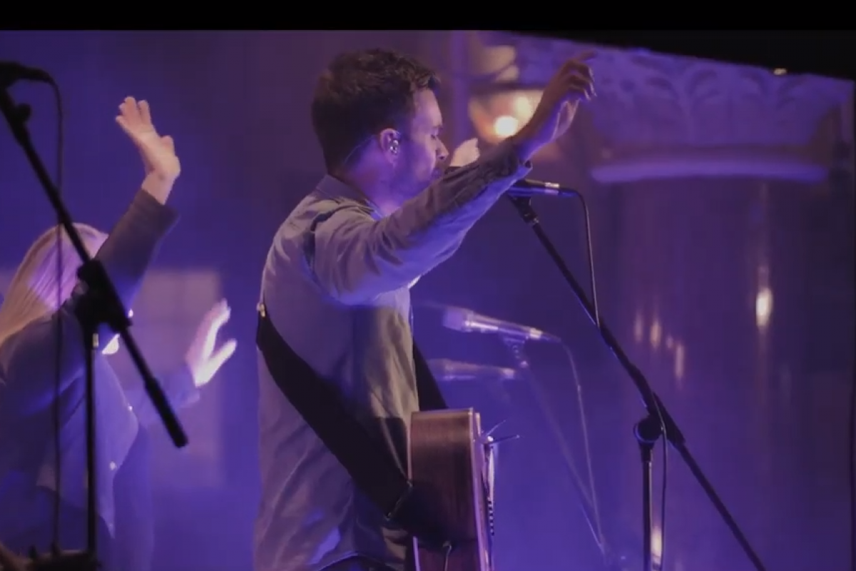 St Aldates Worship - Gravity ft Jamie Thomson