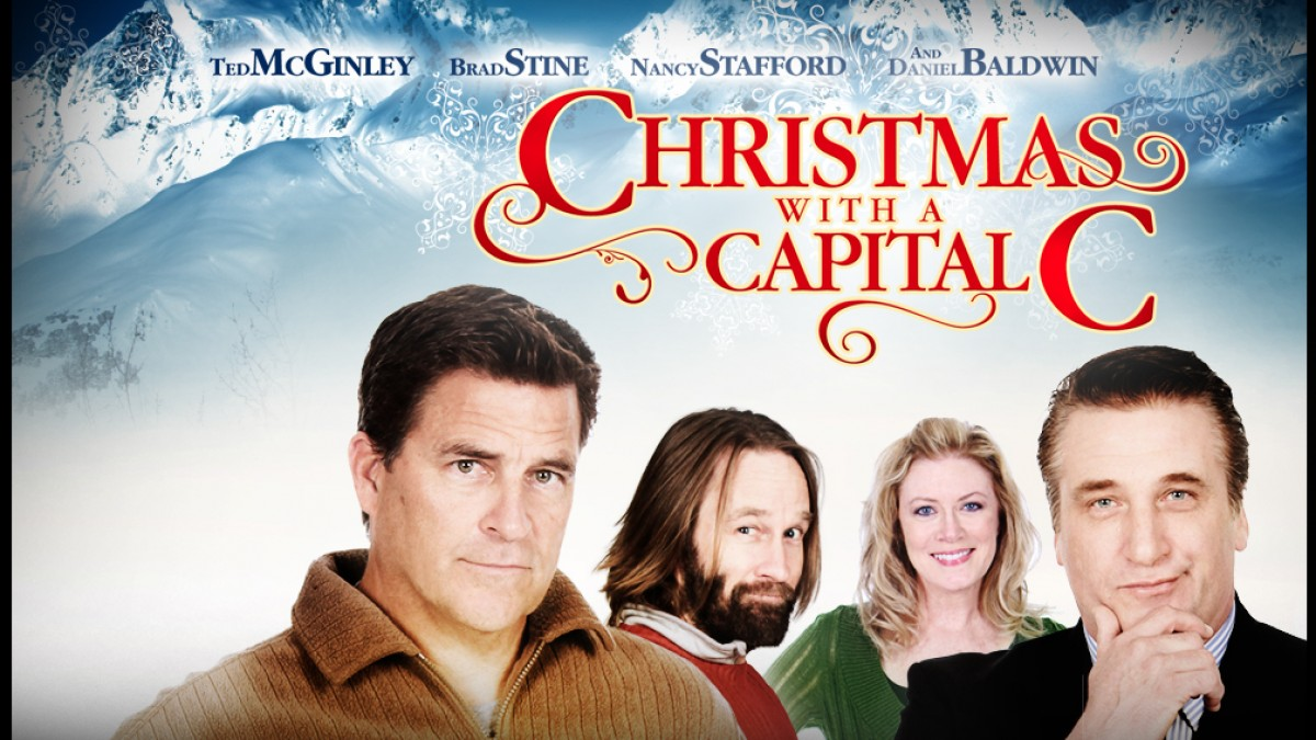 Christmas With A Capital C.Christmas With A Capital C On Tbn Uk Freeview Channel 65